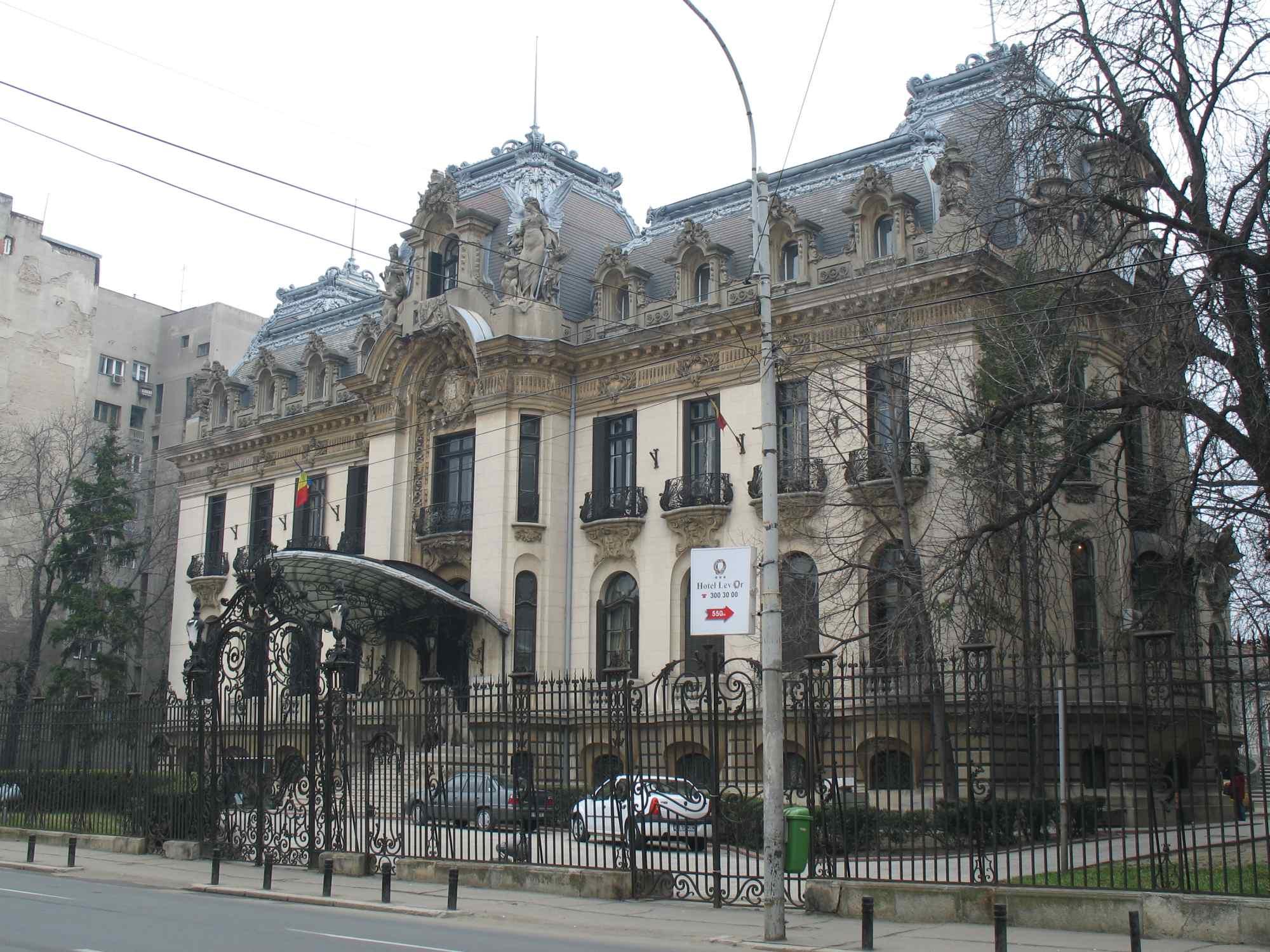 Palatul Cantacuzino București